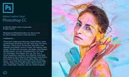 Adobe Photoshop CC 2018 Full İndir