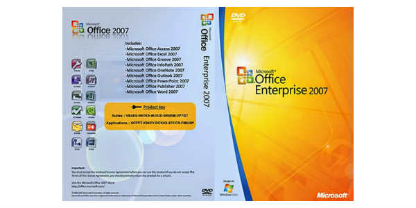 Microsoft Office 2007 Enterprise SP3 Full Türkçe İndir