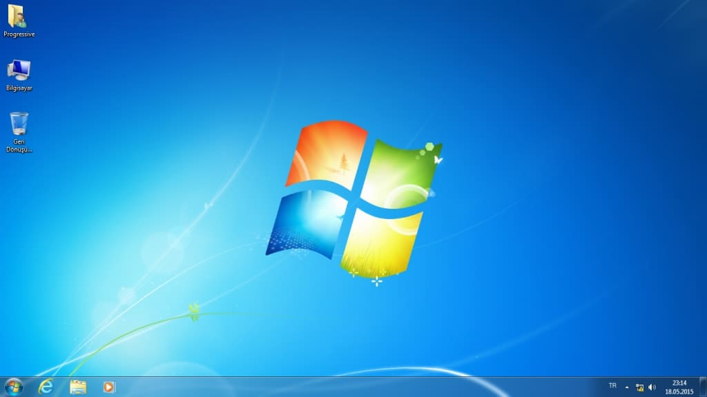 Windows 7 Ultimate SP1 Full Türkçe İndir