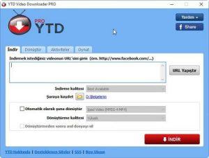 Youtube Video Downloader Pro v5.9.9.1 Full Türkçe İndir