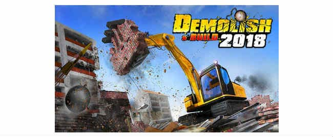 Demolish Build 2018 İndir - Full PC