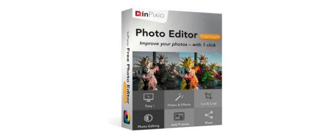 InPixio Photo Editor Full 8.3.6675.19711 İndir