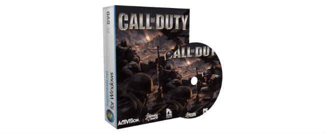 Call of Duty 1 Full İndir - PC