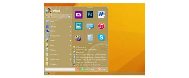 Start Menu 10 Pro Full v6.2 İndir
