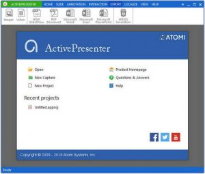 ActivePresenter Professional Full v7.3.2 İndir
