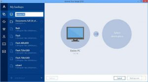 Acronis True Image 2019 Full indir