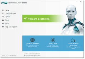 Eset NOD32 Smart Security Full v11 Türkçe İndir