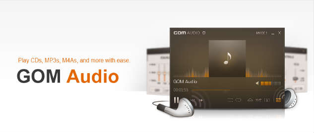 GOM Audio Player v2.2.17.0 Final İndir