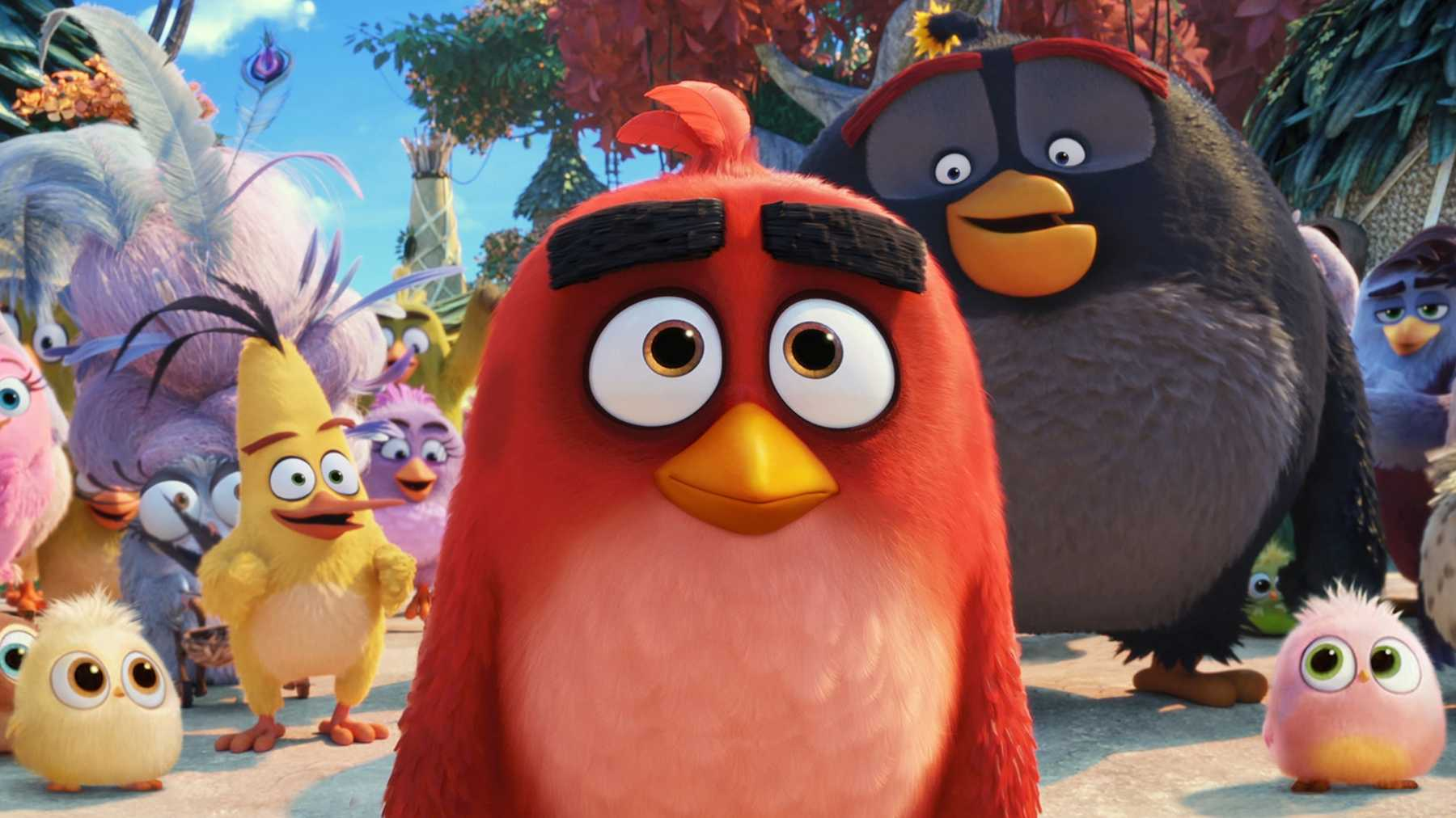 Angry Birds 2 - The Angry Birds Movie 2 Türkçe Full İndir