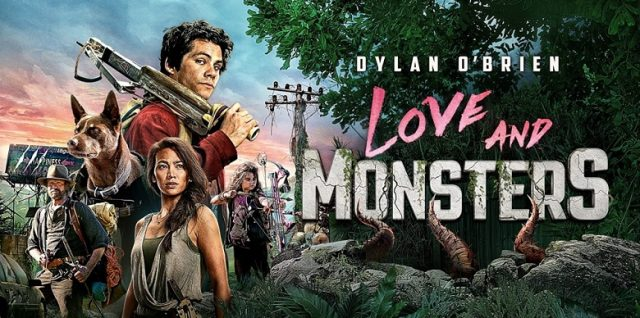 Monster Problems - Love and Monsters Sansürsüz Full İndir